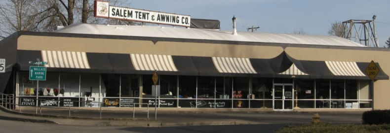 Open Weekdays 8am to 5pm. Closed Weekends. Other hours available by appointment. & Salem Tent u0026 Awning